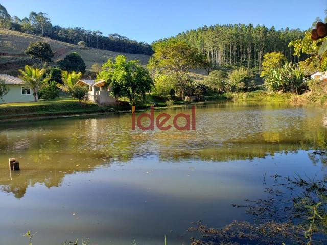 Sítio à venda, 8 quartos, 5 vagas, Zona rural - Viçosa/MG - Foto 12