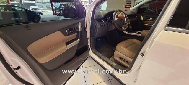 EDGE 2014/2014 3.5 LIMITED VISTAROOF AWD V6 24V GASOLINA 4P AUTOMÁTICO - Foto 10