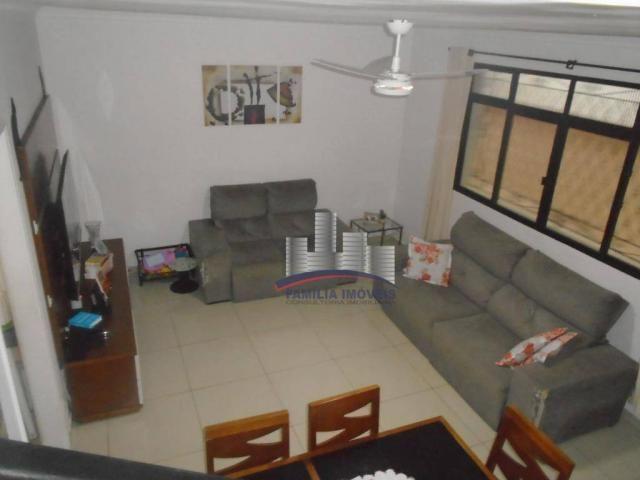 Sobrado com 3 dormitórios à venda por R$ 530.000,00 - Campo Grande - Santos/SP - Foto 4