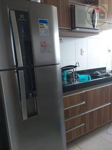 Apartamento com 2 dormitórios à venda, 45 m² por R$ 130.000,00 - Nova Marabá - Marabá/PA - Foto 10