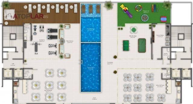 Apartamento Garden à venda, 294 m² por R$ 1.349.000,00 - Meia Praia - Itapema/SC - Foto 8