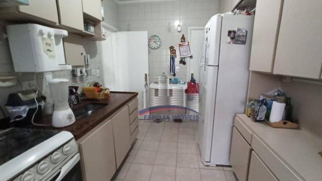 Apartamento com 2 dormitórios à venda, 74 m² por R$ 350.000,00 - Campo Grande - Santos/SP - Foto 13