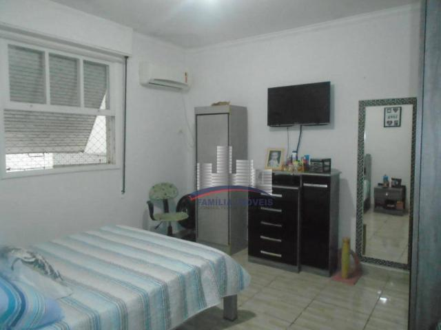 Sobrado com 3 dormitórios à venda por R$ 530.000,00 - Campo Grande - Santos/SP - Foto 11