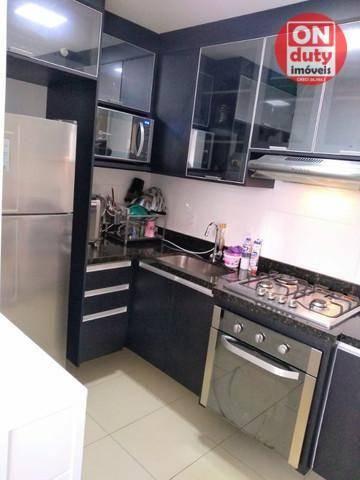 Apartamento Garden com 2 dormitórios à venda, 70 m² por R$ 475.000,00 - Aparecida - Santos - Foto 10