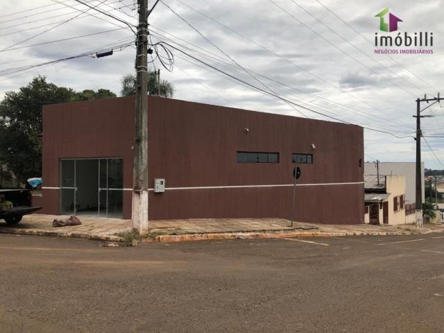 Sala Comercial térrea de esquina em Mangueirinha PR - Foto 7