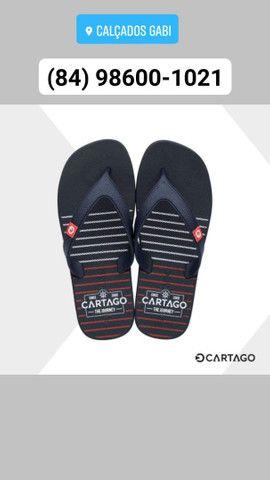 Chinelo Cartago N° 37.38 39 40 41 42 43 44