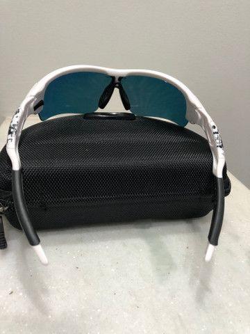 Óculos Oakley Radarlock Path Vented - Foto 5