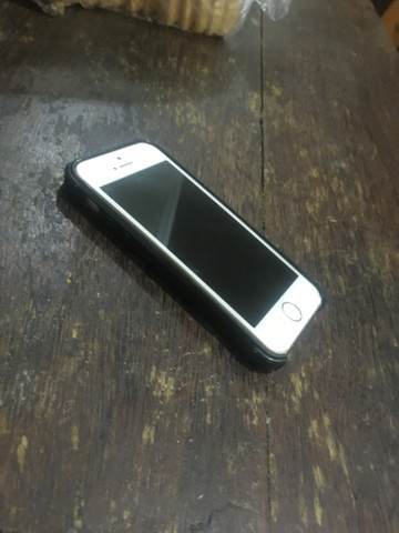 Vendo iphone bateria viciada