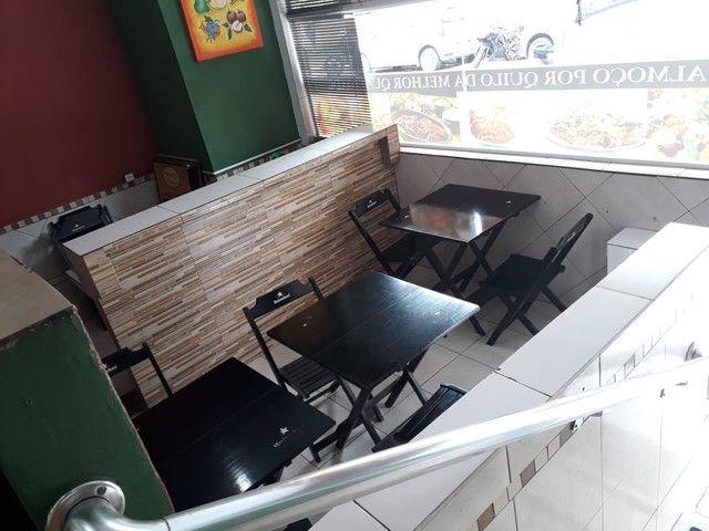 Restaurante e Lanchonete Centro de São Vicente
