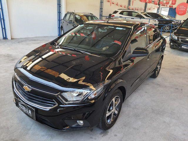 GM Chevrolet Prisma LTZ automático 18/19 24.000 km, carro top. - Foto 13