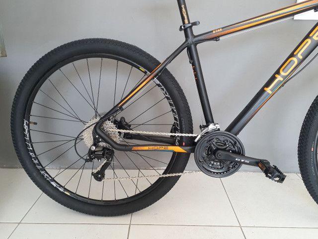 Bicicleta Mountain bike NOVA ZERO SO VENDO . - Foto 2