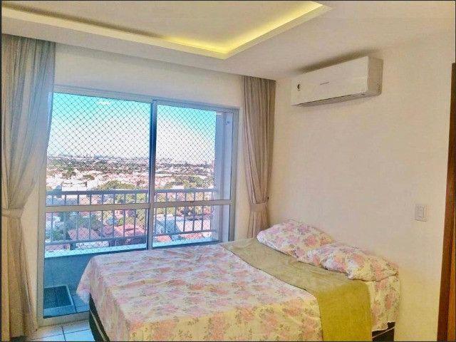 Apartamento Edificio Villa Real Andar Alto próximo a Regional IV na av Silas Munguba - Foto 17