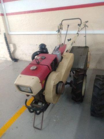 Micro trator yanmar tc 14 - Foto 3
