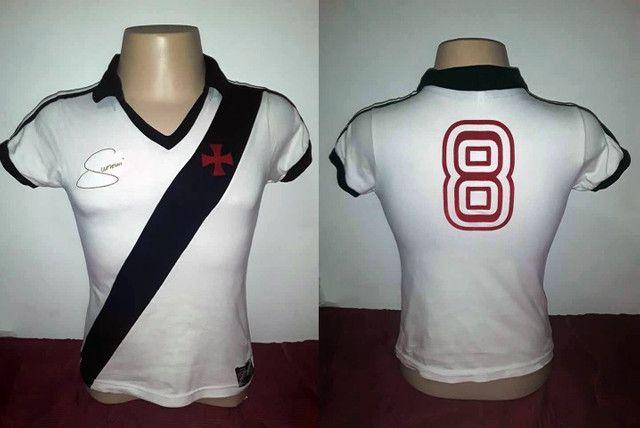 Camisa Feminina Vasco da Gama Geovani