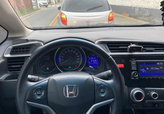 Honda Fit 1.5 2016 - Foto 5