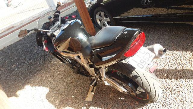 Vendo ou troco Honda cbr 900r - Foto 4