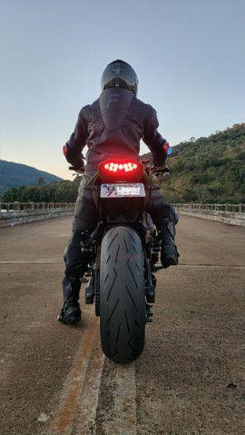 Kawasaki Z1000 ABS - Impecável - Foto 16