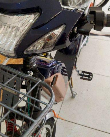 Bicicleta Elétrica parcelamos sem juros - Foto 4