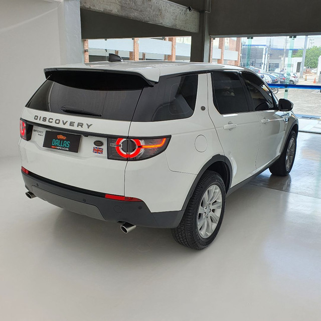 Land Rover Discovery Sport SE - Diesel 2017 - 5 lugares - Foto 5