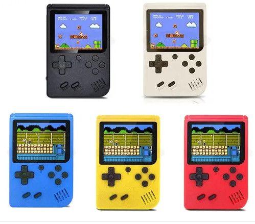Mini Game Portátil Retro 400 Jogos Super Console + Controle - Foto 3