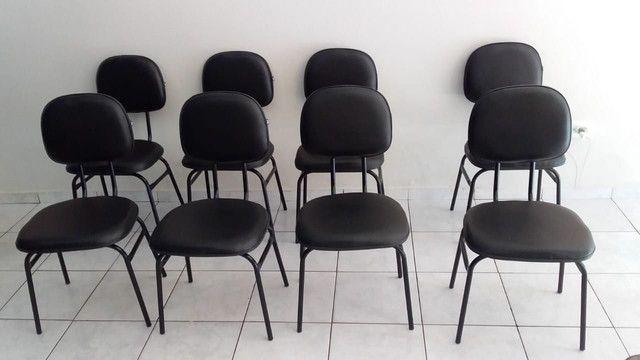 Cadeira fixa ( nova) fabricamos