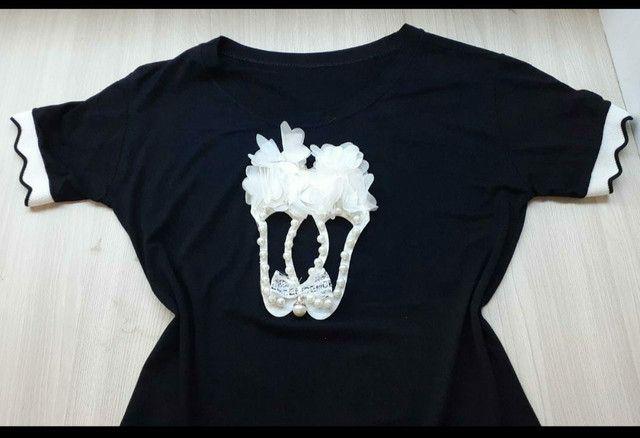 T shirt de luxo?? - Foto 17