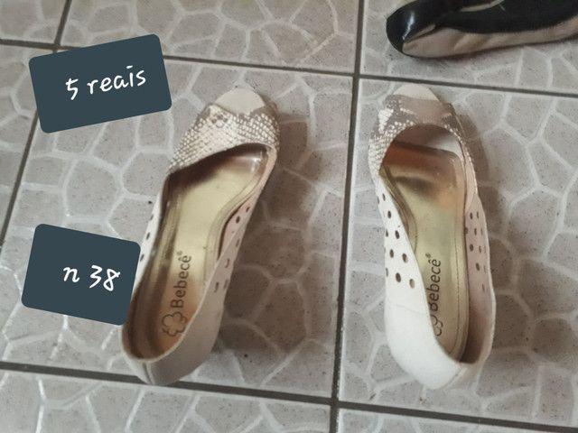 Vendo sapatos bons n 34 36 38 39 40 - Foto 4