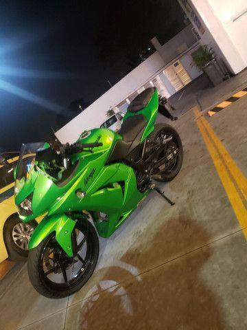 Kawasaki Ninja 250r Segundo Dono