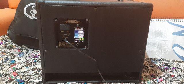 Amplificador Borne Vorax 630 25W - Foto 5