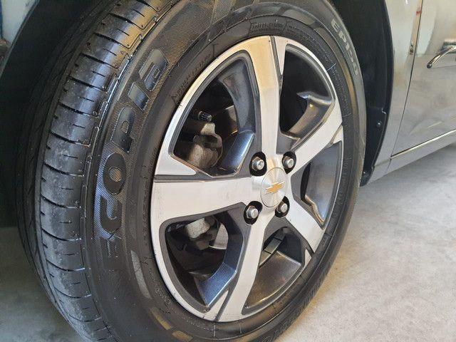 GM Chevrolet Prisma LTZ automático 18/19 24.000 km, carro top. - Foto 5