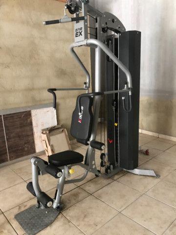 Estação de musculação kikos 518 EX