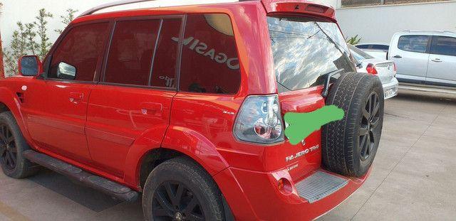 Vendo ou troco tr4 4x4 manual flex 2010  *