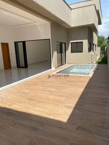 Casa com 3 dormitórios à venda, 220 m² por R$ 1.480.000,00 - Portal do Sol - Goiânia/GO - Foto 8