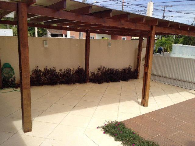 Casa moderna, clean, 4 quartos piscina privativa, condomínio fechado com portaria 24h - Foto 4