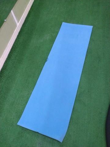 Colchonete EVA Yoga 2m x 0,6m x 10mm