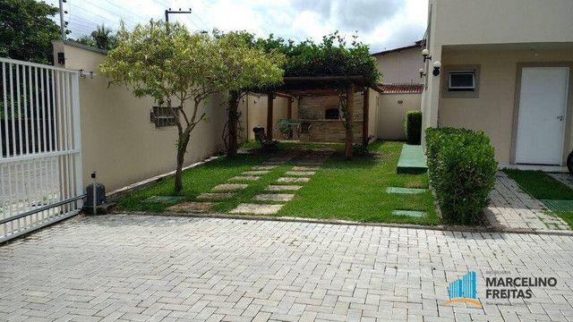Casa com 3 dormitórios para alugar, 104 m² por R$ 1.109,00/mês - Lagoinha - Eusébio/CE - Foto 6