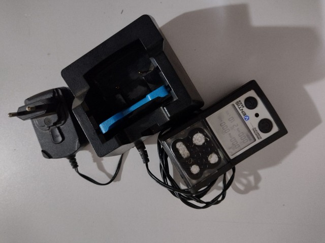 Detector de Gases (Multi Gases)  Ventis MX4 com calibração - Foto 4