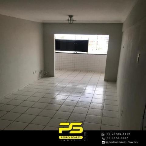 Apartamento com 3 dormitórios à venda, 90 m² por R$ 300.000 - Jardim Cidade Universitária  - Foto 9
