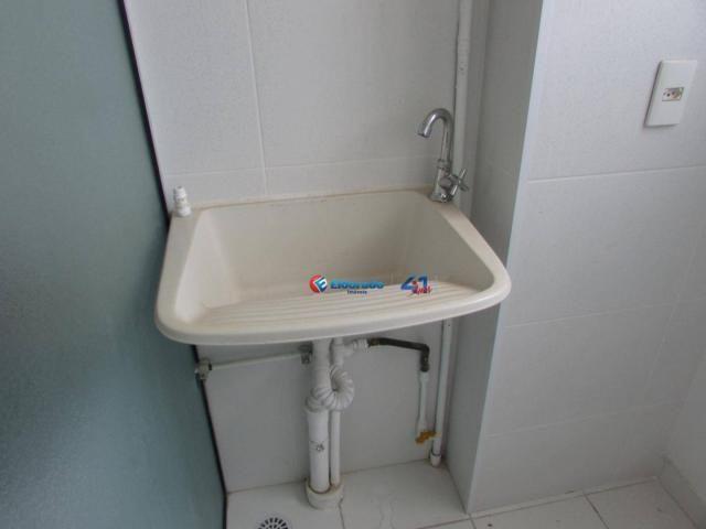 Apartamento com 2 dormitórios para alugar, 50 m² por R$ 750,00/mês - Parque Yolanda (Nova  - Foto 14
