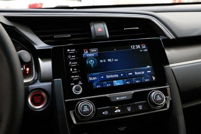 Honda Civic EXL 4P - Foto 7
