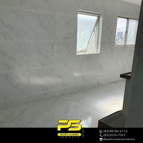Apartamento com 3 dormitórios à venda, 84 m² por R$ 159.000 - Jardim Cidade Universitária  - Foto 4