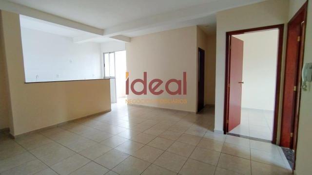 Apartamento para aluguel, 2 quartos, Vereda do Bosque - Viçosa/MG - Foto 3