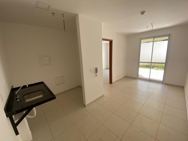 Tagua Life Unidade Garden/térreo C/ Área Verde 55 m² - Reversível para 2 qts - Foto 8