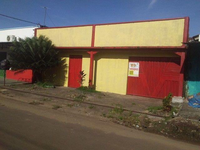 Casa piscina churrasqueira e área coberta pra academia  - Foto 7