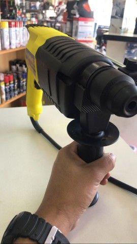 ( novo )  Martelete Perfurador Com Maleta Sds Plus 650w Hammer 220V - Foto 4