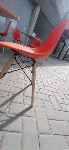 Mesas e cadeiras para lanchonete  - Foto 5
