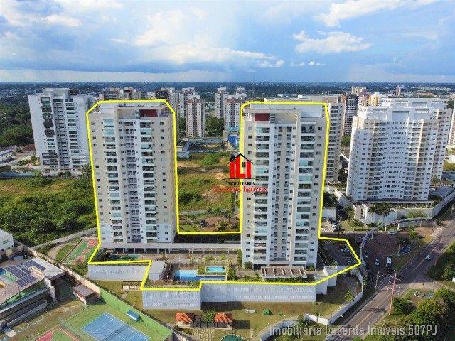 Apartamento 3 suítes, 134m², Andar Alto, Financia, Varanda Churrasqueira - Foto 2