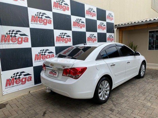 gm Cruze Sedan ltz 2014 Mais completo da categoria + Emplacamento 2021 Pago  - Foto 5