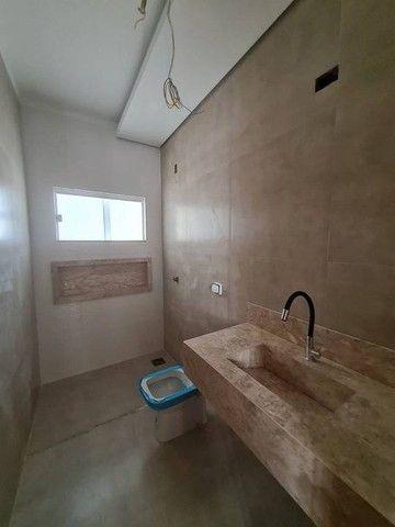 Lindíssima Casa Nova com Amplo Terreno  Bairro Seminário - Campo Grande - MS - Foto 8