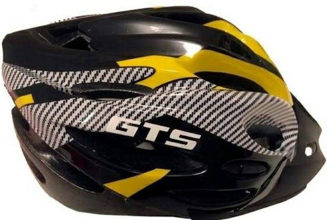 Capacete GTS para ciclismo - Foto 2